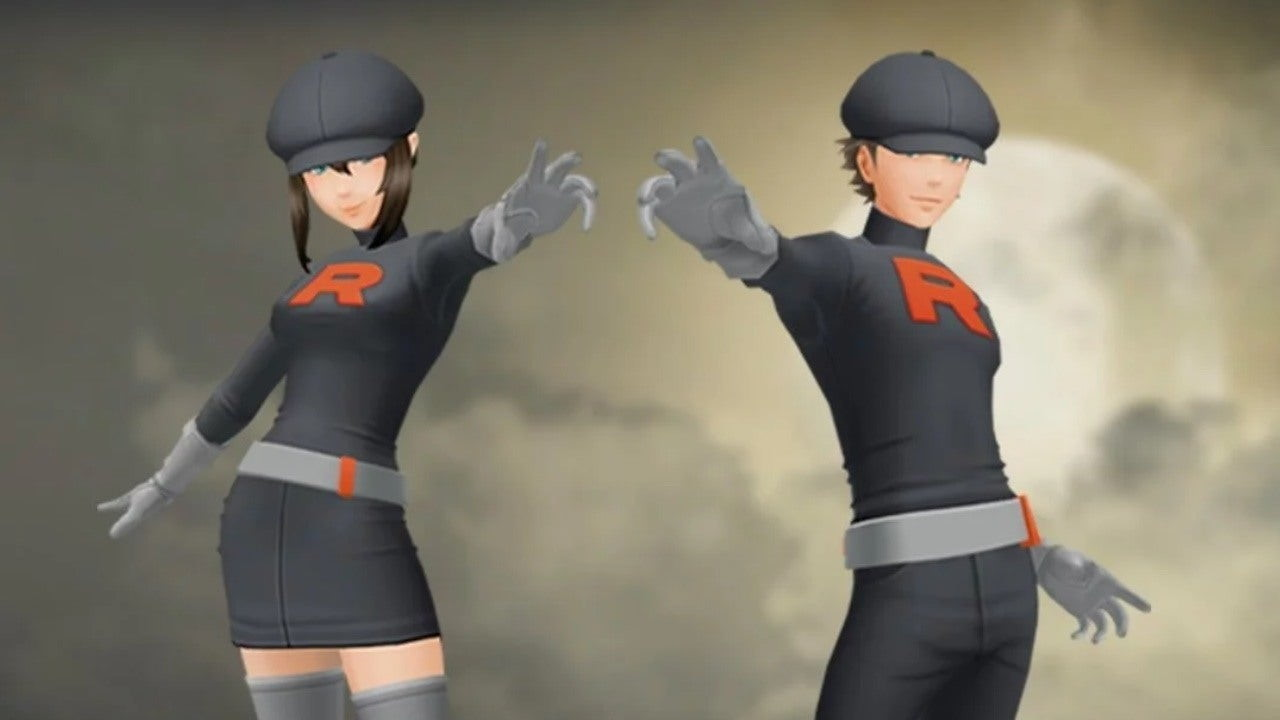Where are the Team Rocket Grunts in Pokemon Go