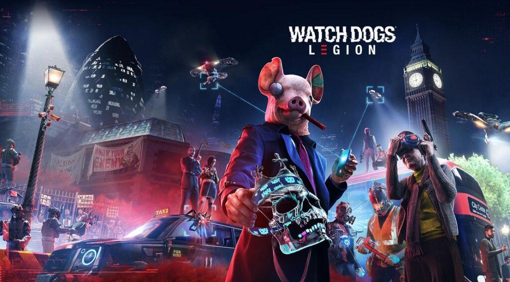 watch dogs legion royal treatment