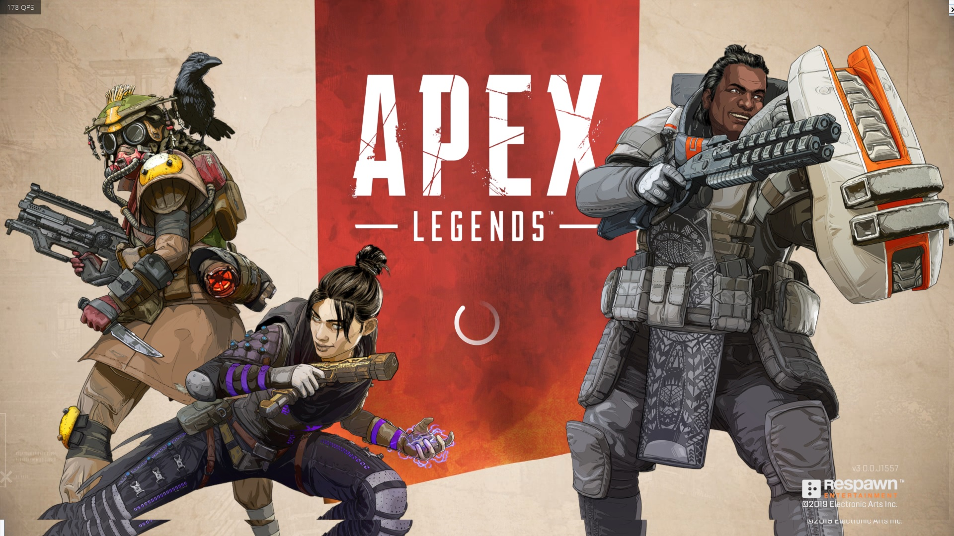 Apex Legends Season 9 Stuck on Loading Screen
