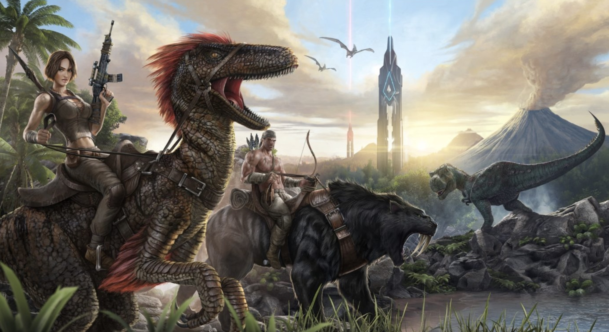 Ark Survival Evolved 2.56 Patch Notes