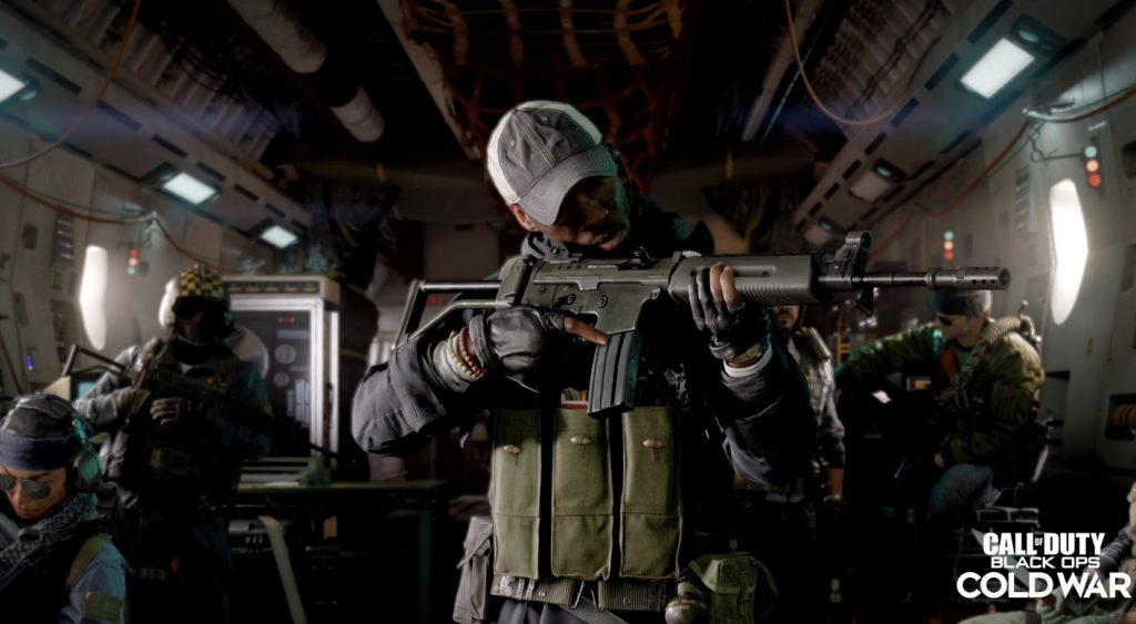 Black Ops Cold War Server Update