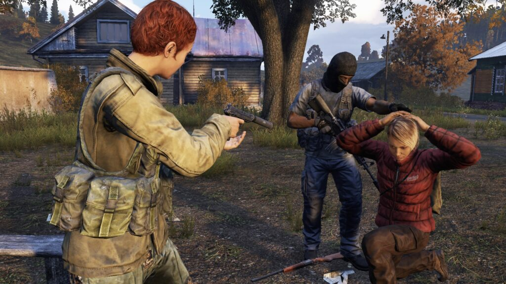 DayZ Update 1.28 Patch Notes