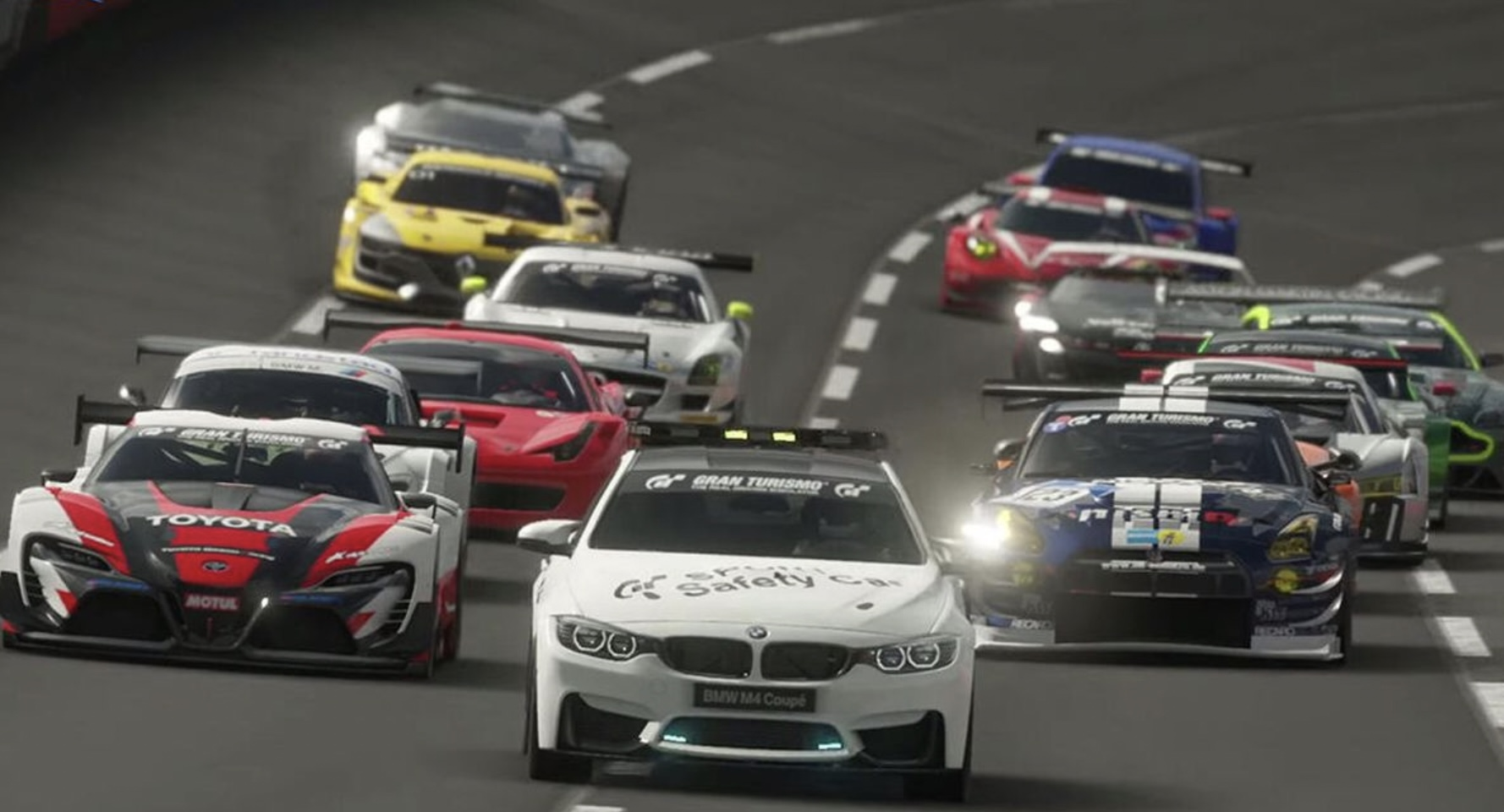 Gran Turismo Sport Update 1.65 Patch Notes