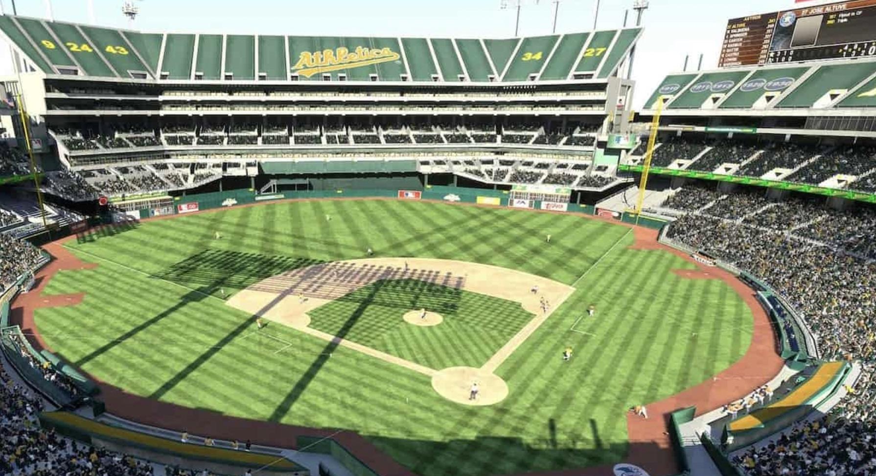 How To Create Stadium MLB The Show 21