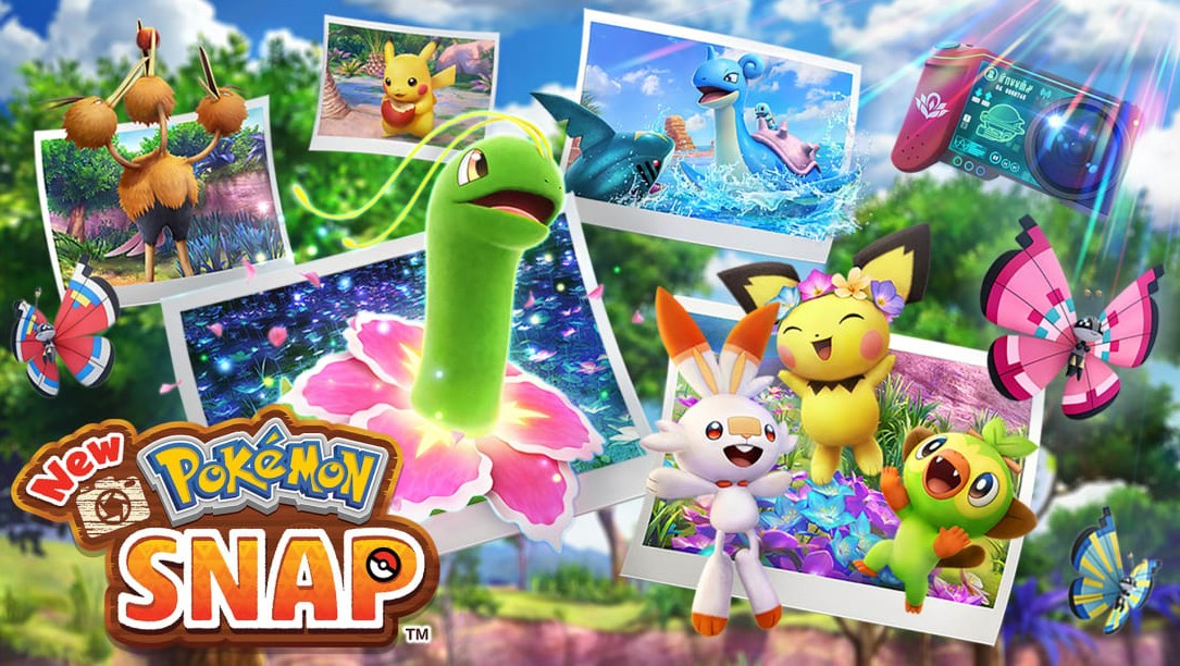 How to Get Behind Waterfall in New Pokemon Snap