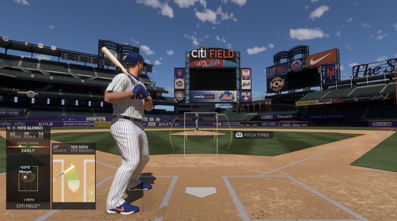 MLB 21 Update 1.07 Patch Notes