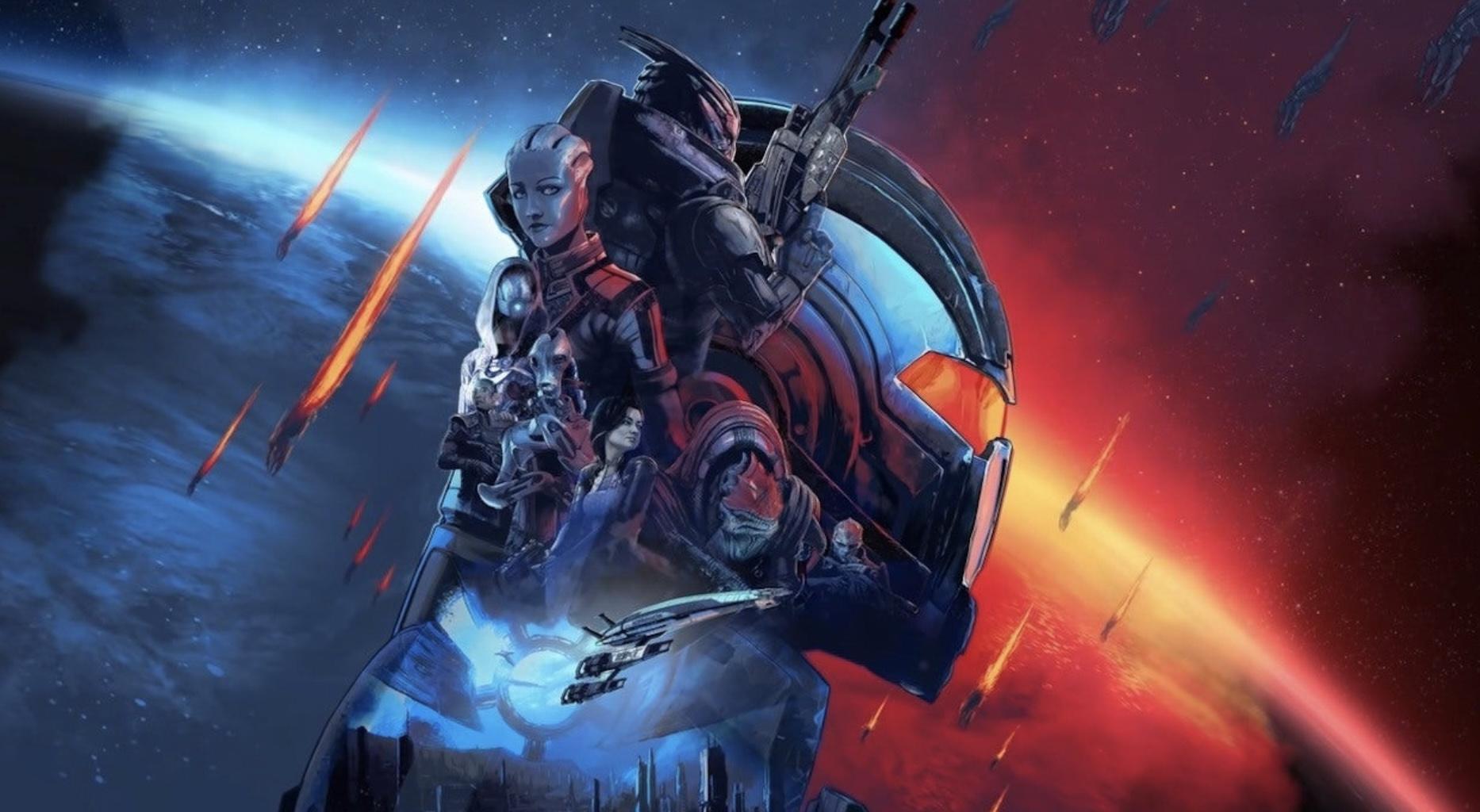 Mass Effect Legendary Edition Update