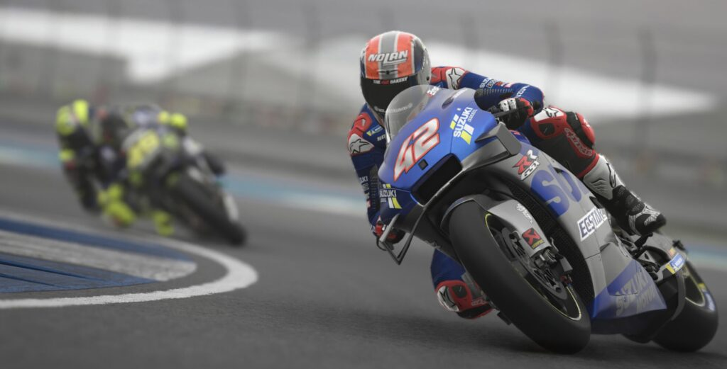 MotoGP 21 Update 1.03 Patch Notes