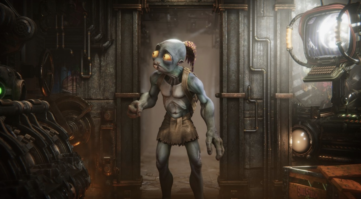 Oddworld Soulstorm Update 1.09 Patch Notes