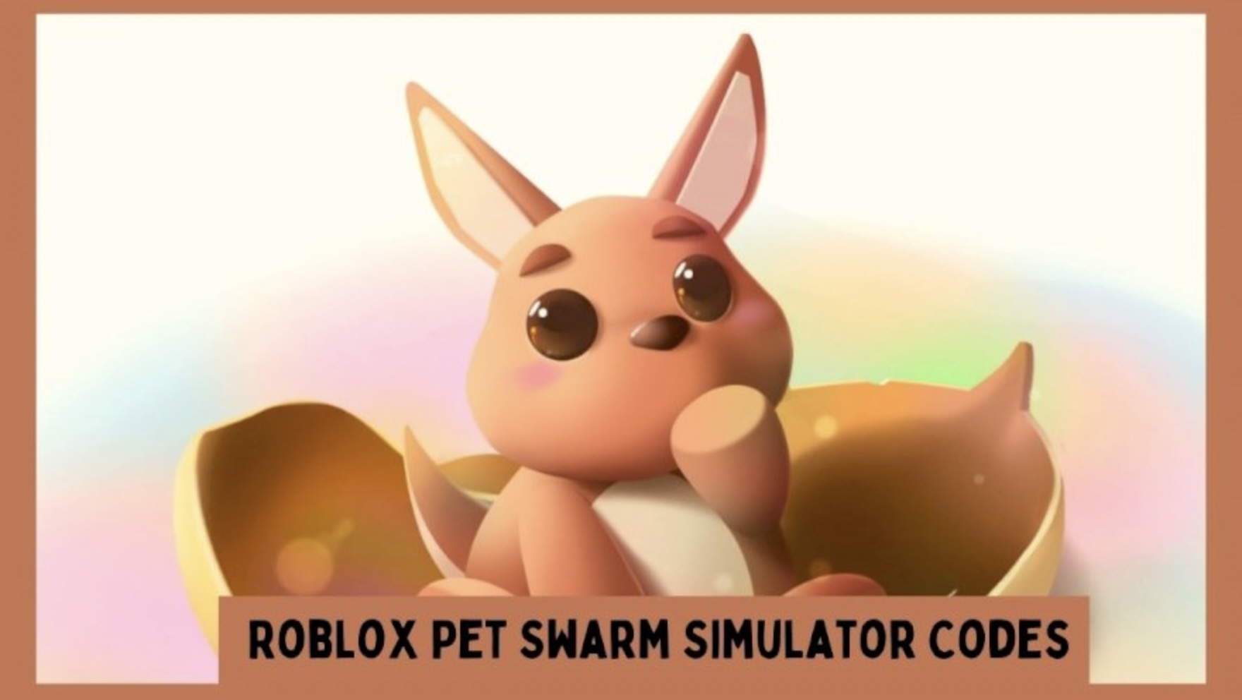 Pet Swarm Simulator Codes