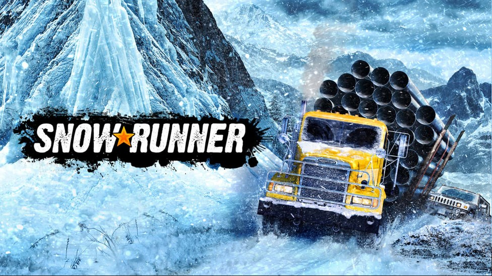 SnowRunner New Frontiers Xbox Game Pass
