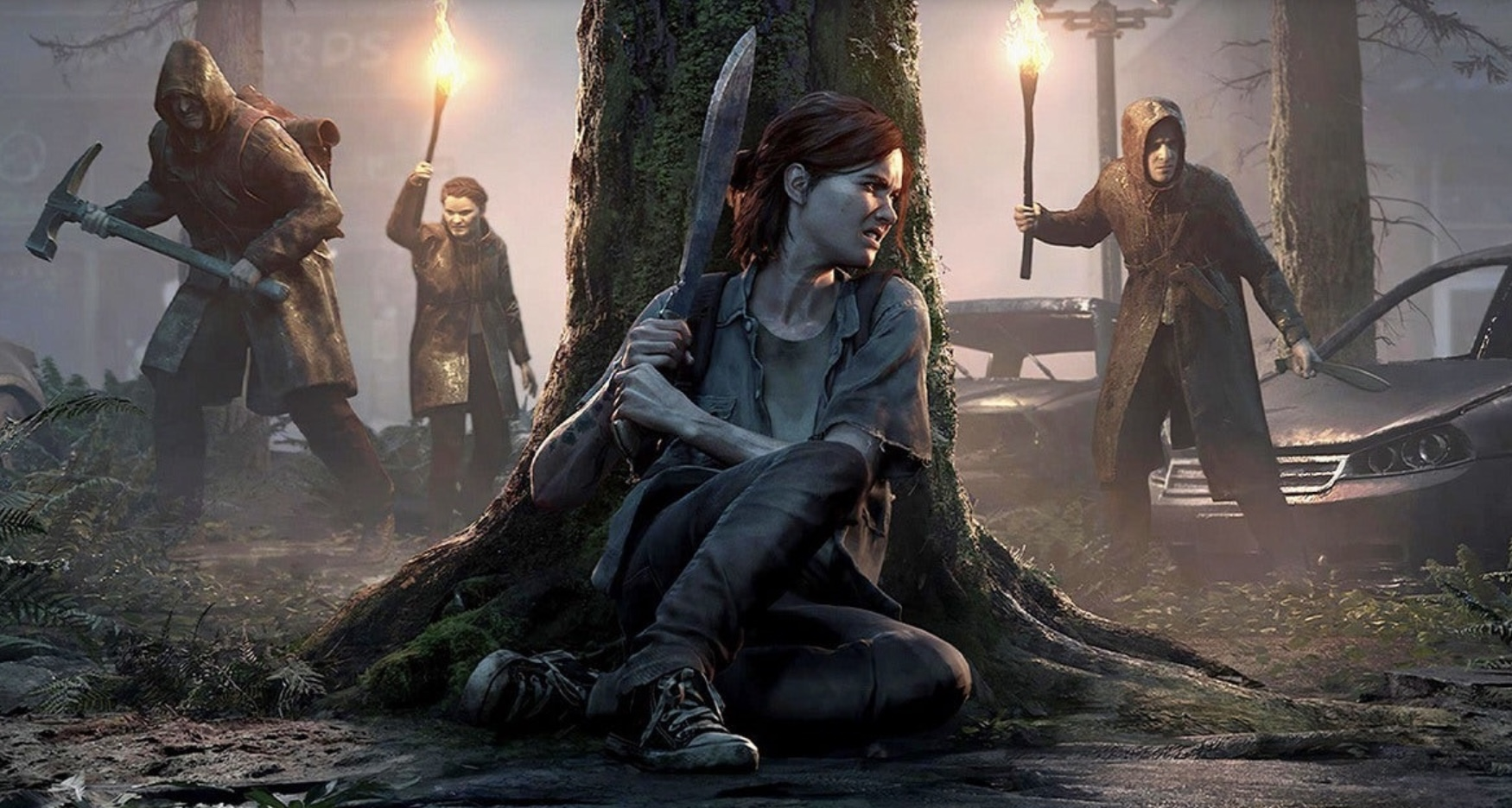 The Last Of Us 2 Update 1.08