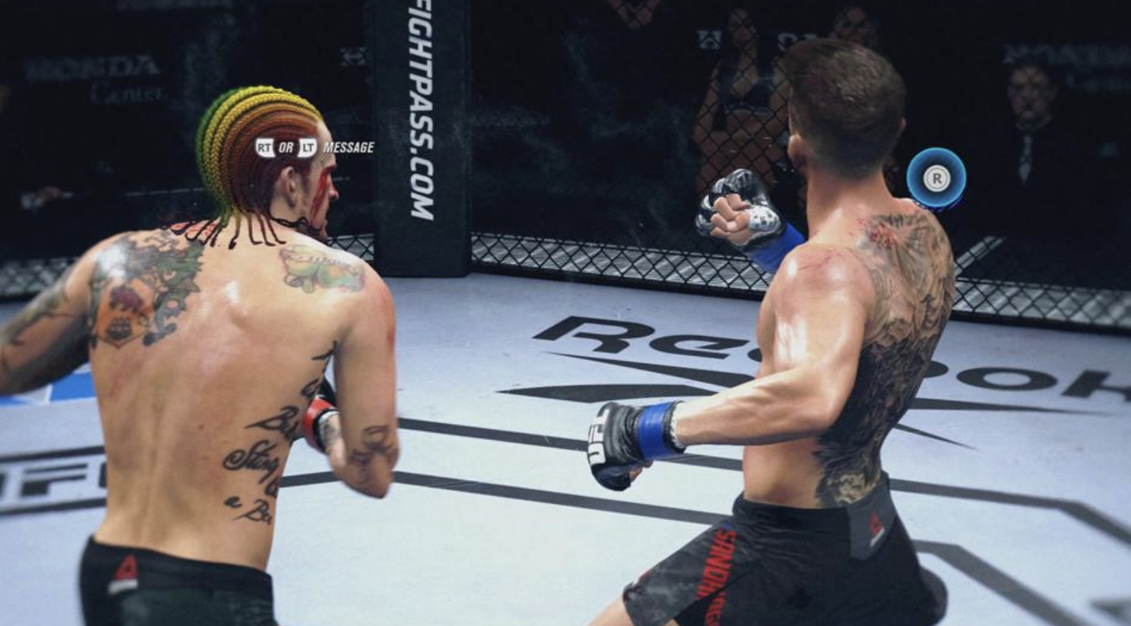 UFC 4 Update 11.00 Patch Notes