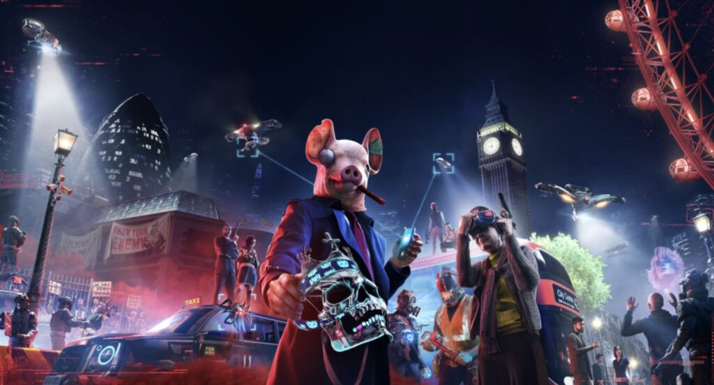 Watch Dogs Legion Update 1.16 Patch Notes