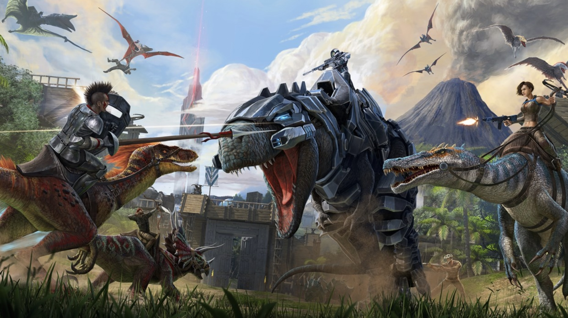 Ark Survival Update 2.57 Patch Notes