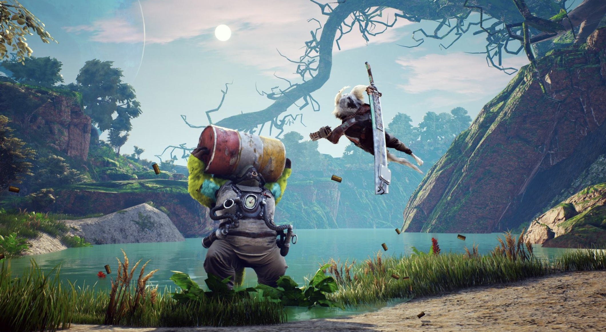 Biomutant Xbox Update 2.02 Patch Notes