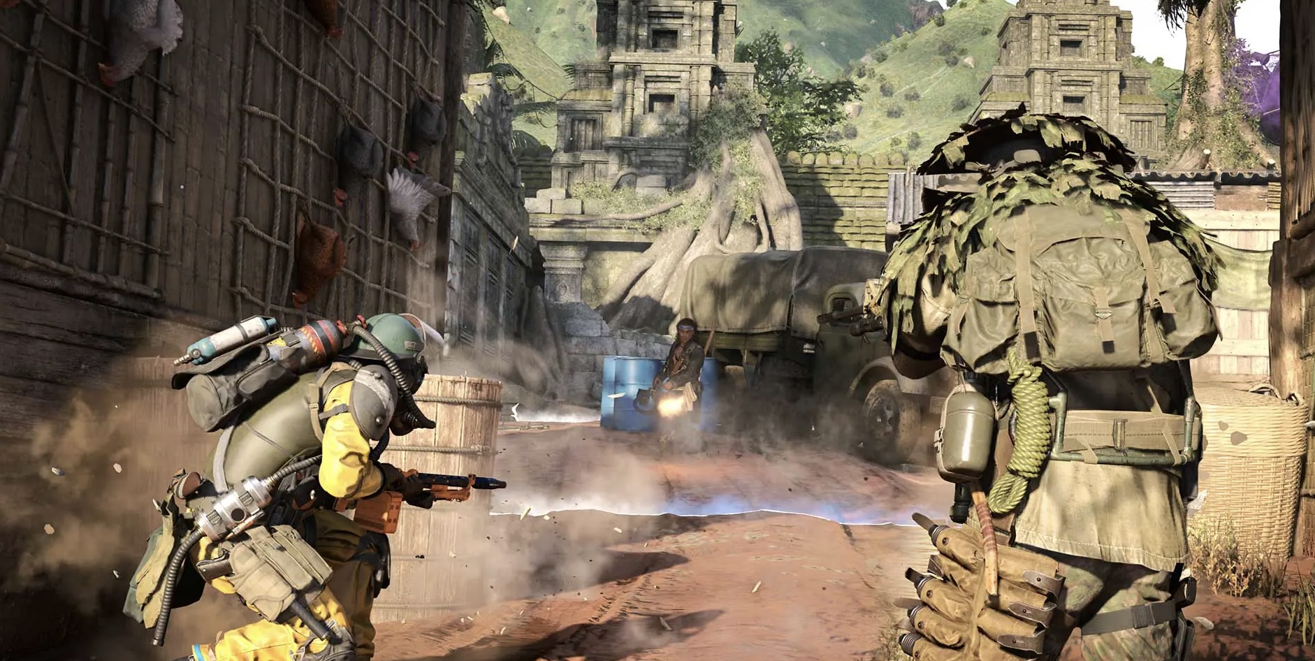 Black Ops Cold War Update 1.18