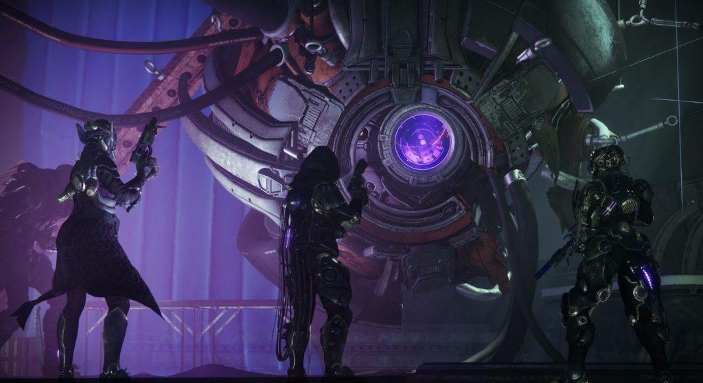 Corrupted Key Code Destiny 2