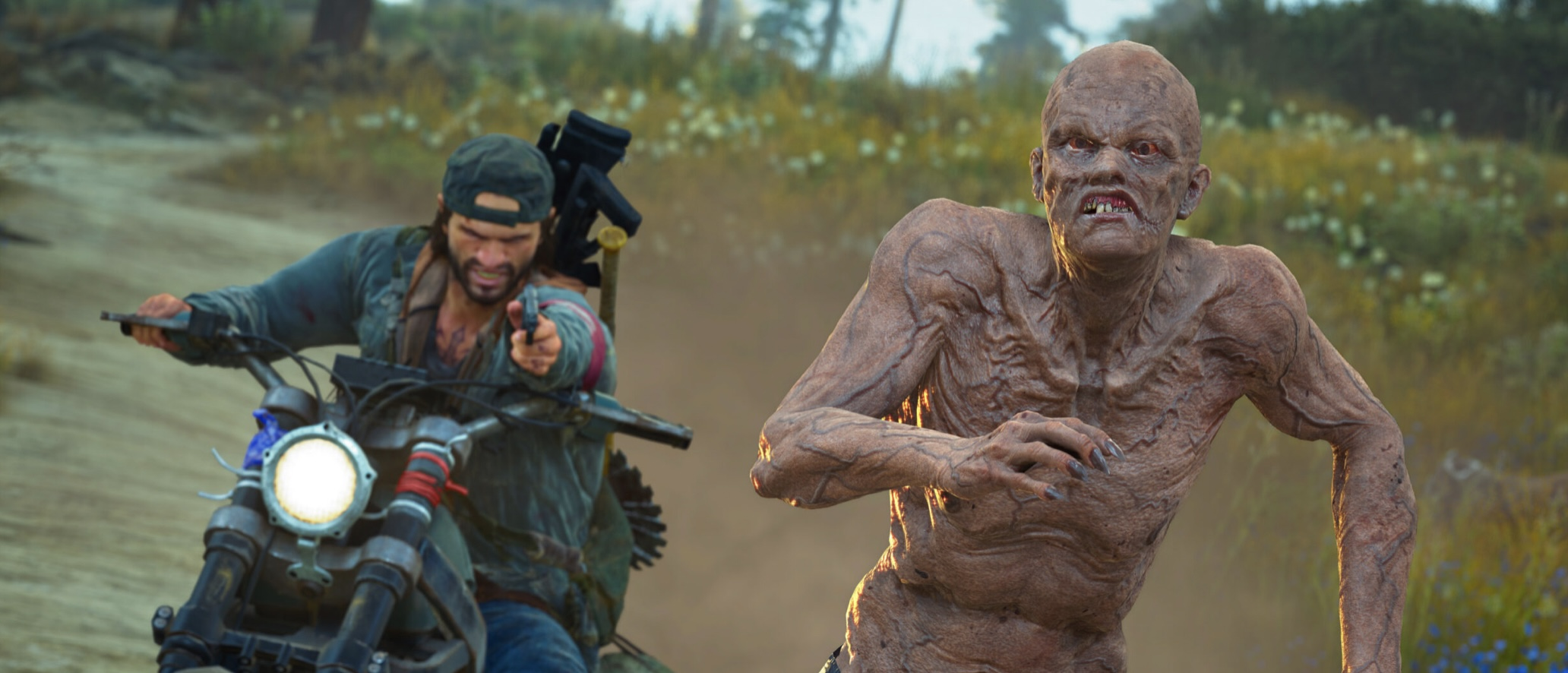 Days Gone PC Update 1.04 Patch Notes