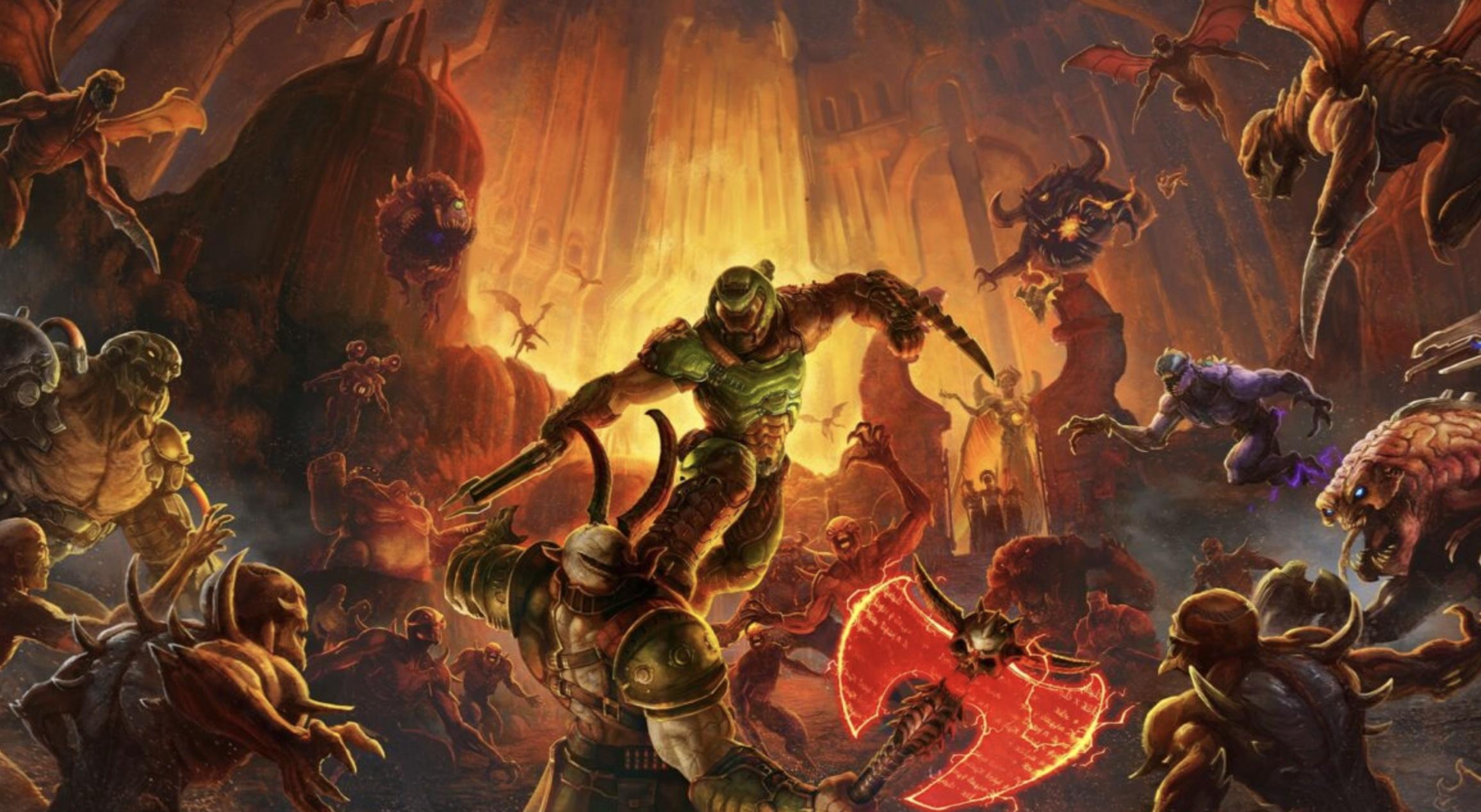 Doom Eternal Update 1.15 Patch Notes