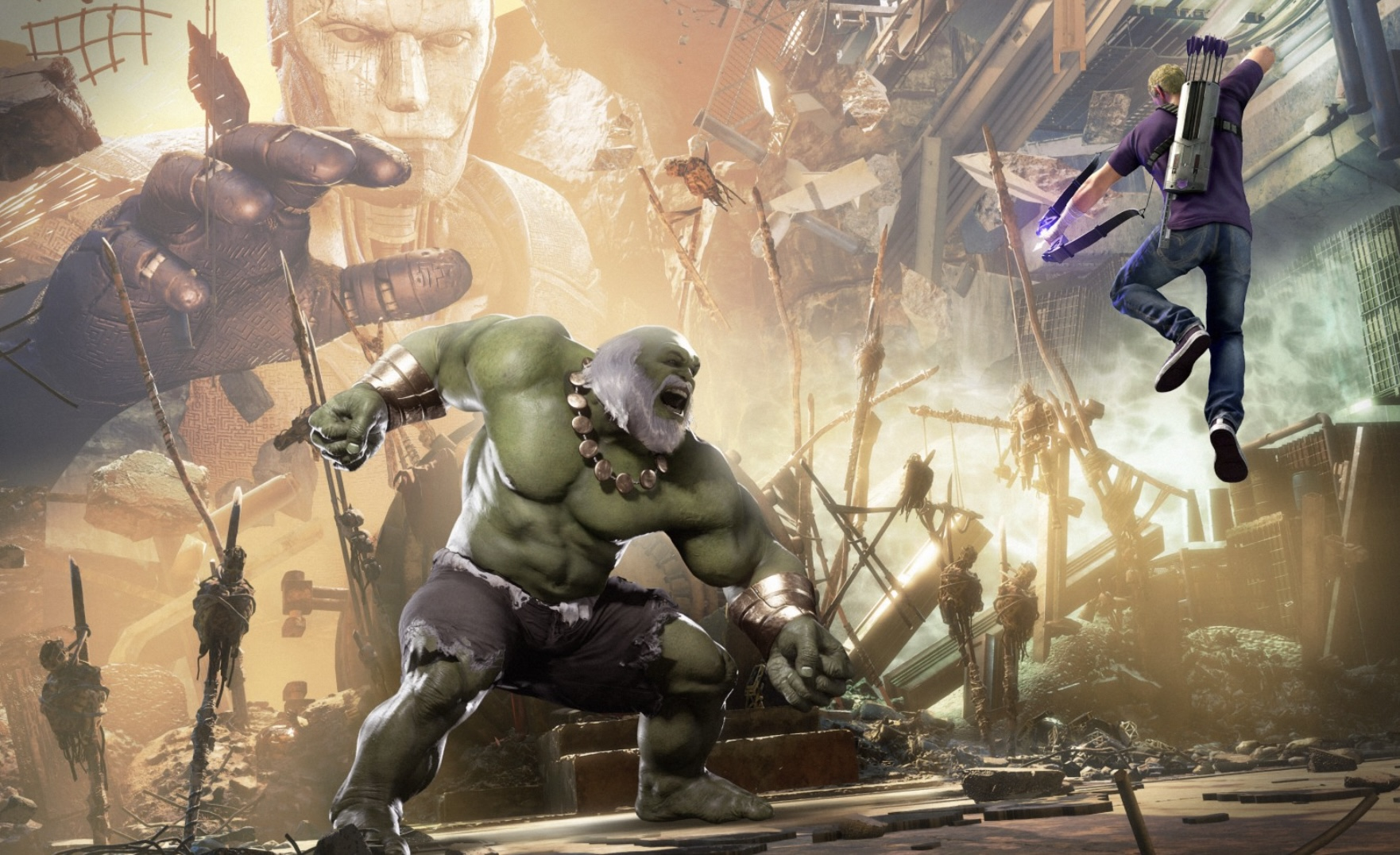 Marvel's Avengers Update 1.38 Patch Notes