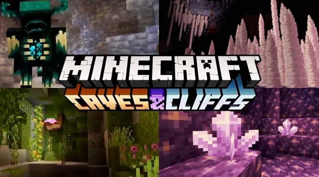 Minecraft 1.17 part 2