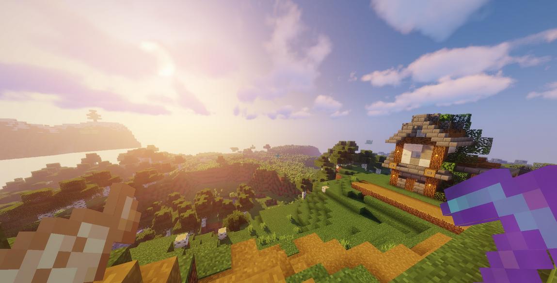 Minecraft 1.17.2 Optifine