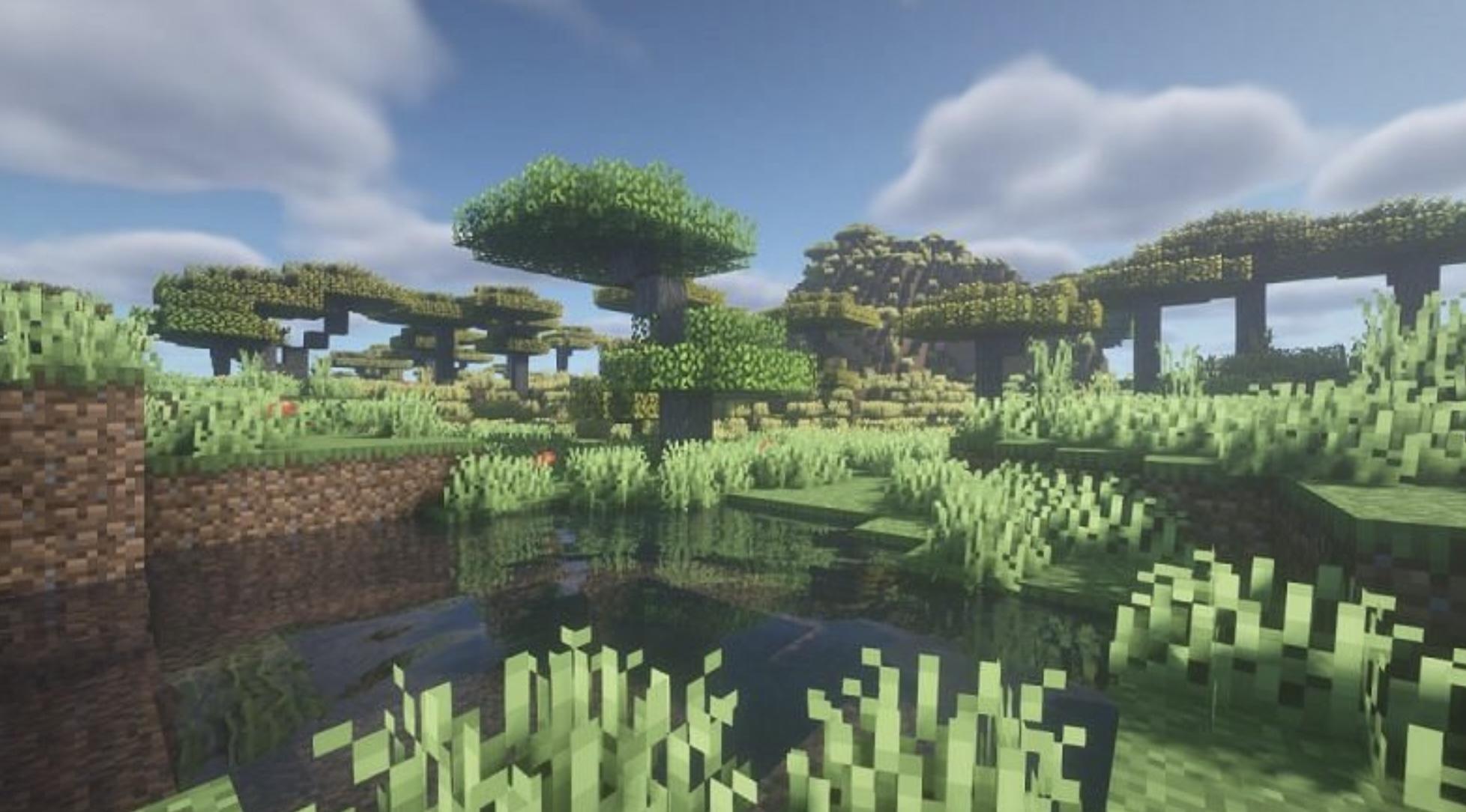 Minecraft 1.17.2 Shaders