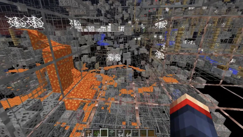 Minecraft 1.17.2 Xray Texture Packs
