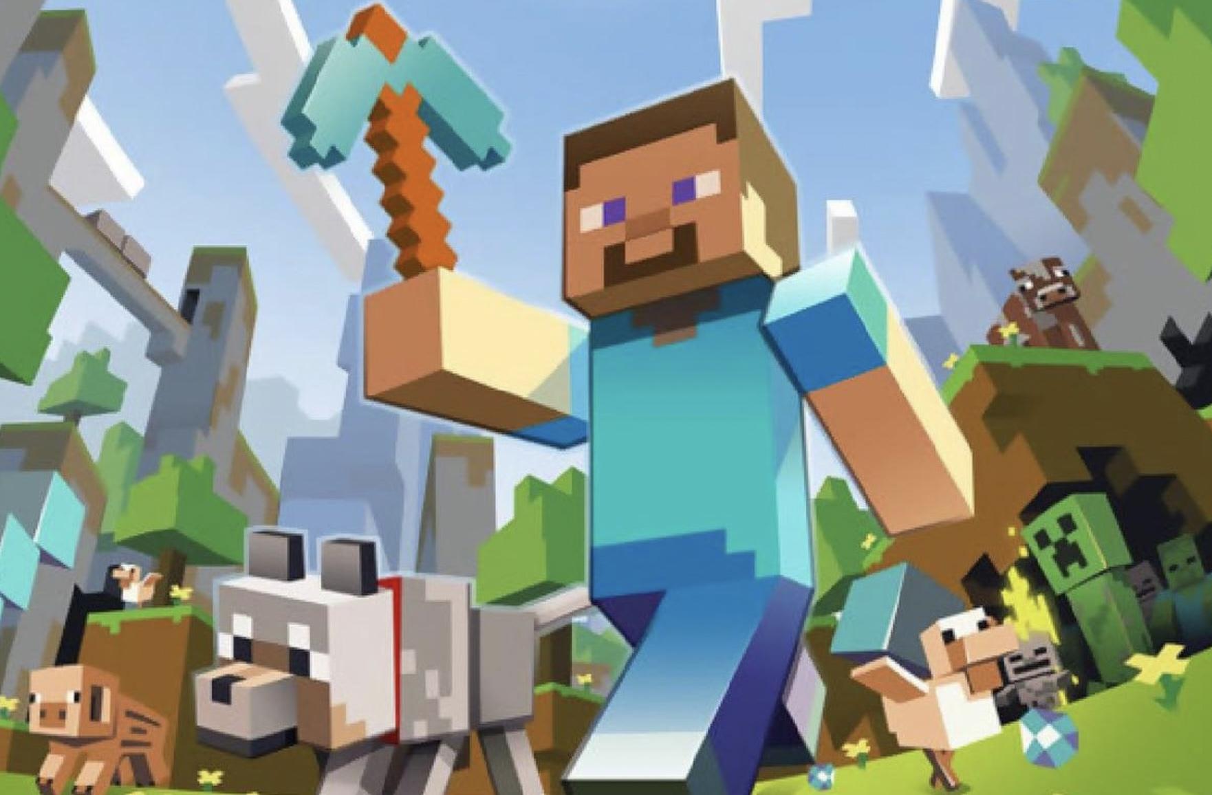 Minecraft 2.24 PS4 Update