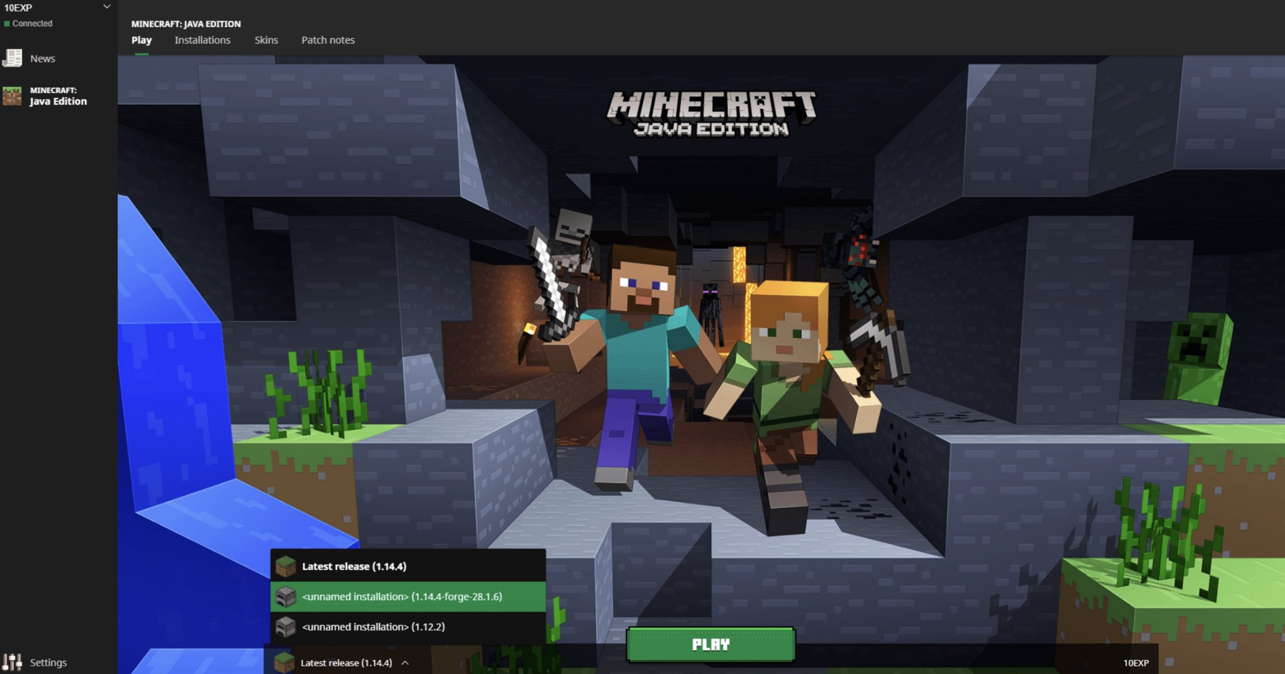 Minecraft Forge 1.17
