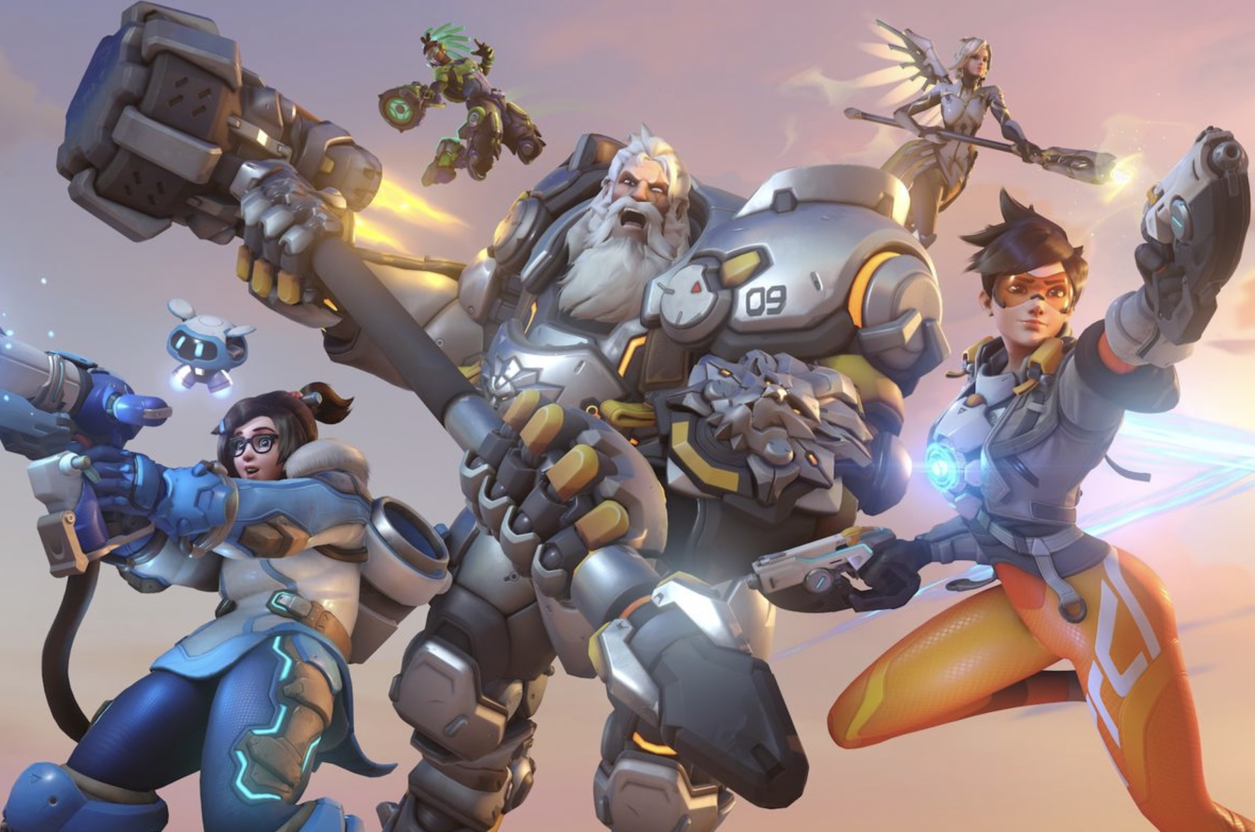 Overwatch Update 3.12 Patch Notes