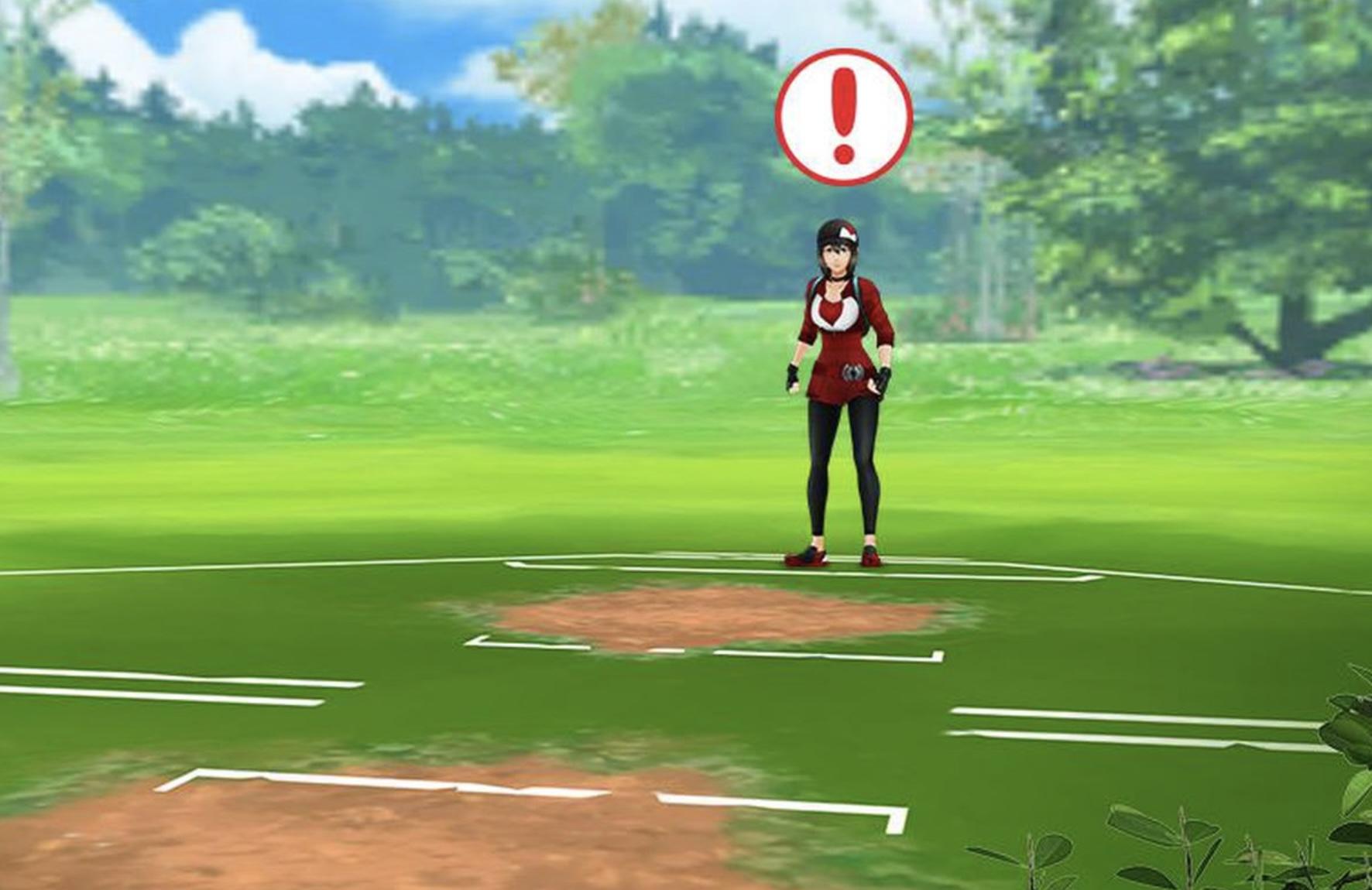 Pokemon Go Trainer Code