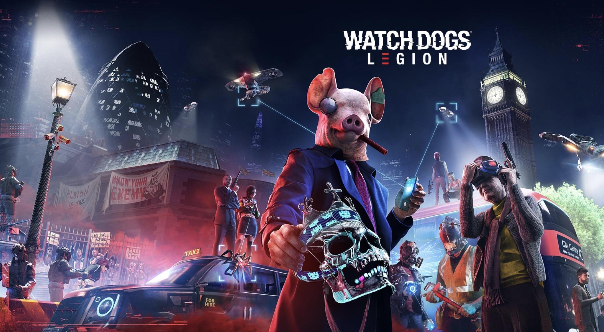 Watch Dogs Legion Patch 1.18