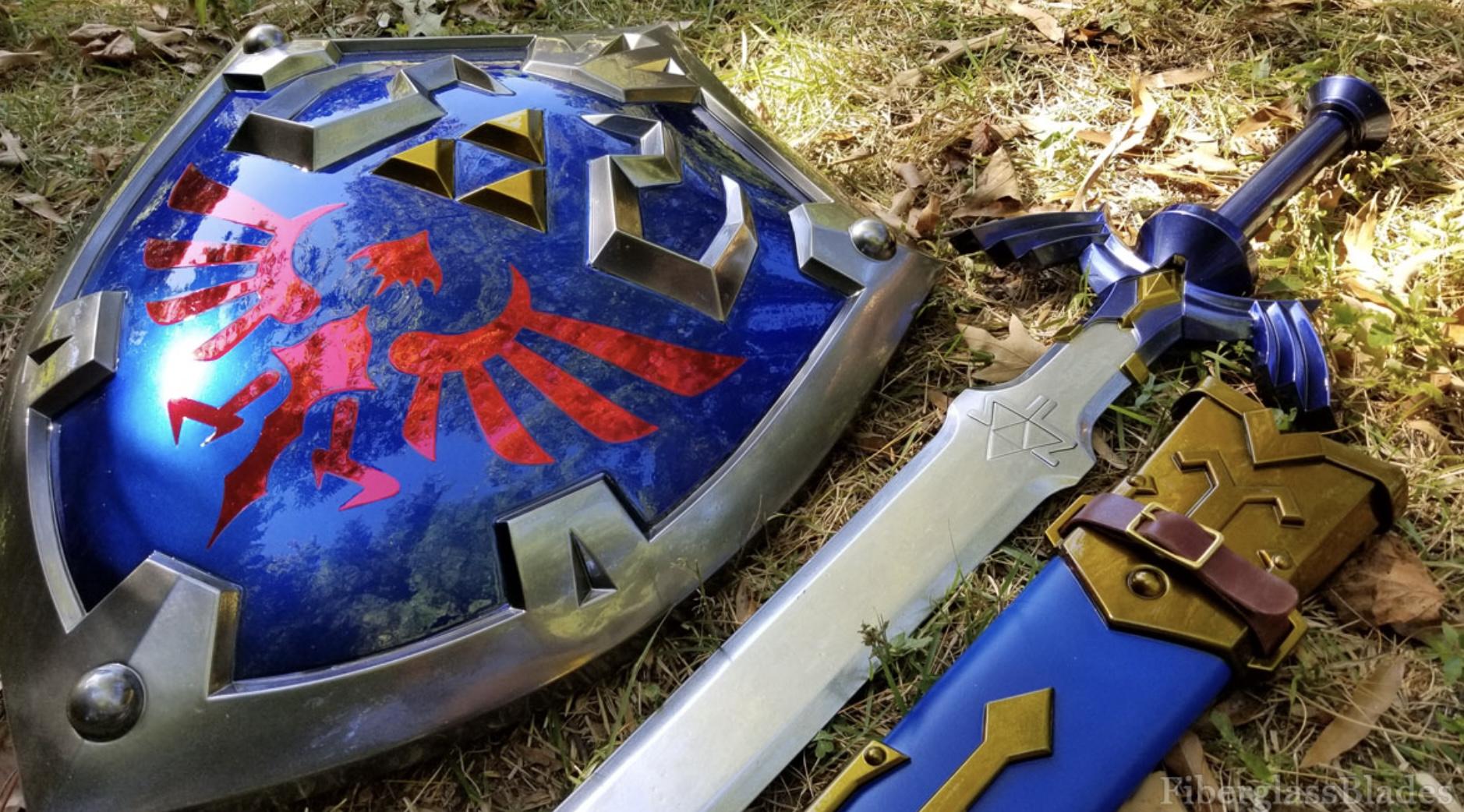How To Get The Hylian Shield Skyward Sword