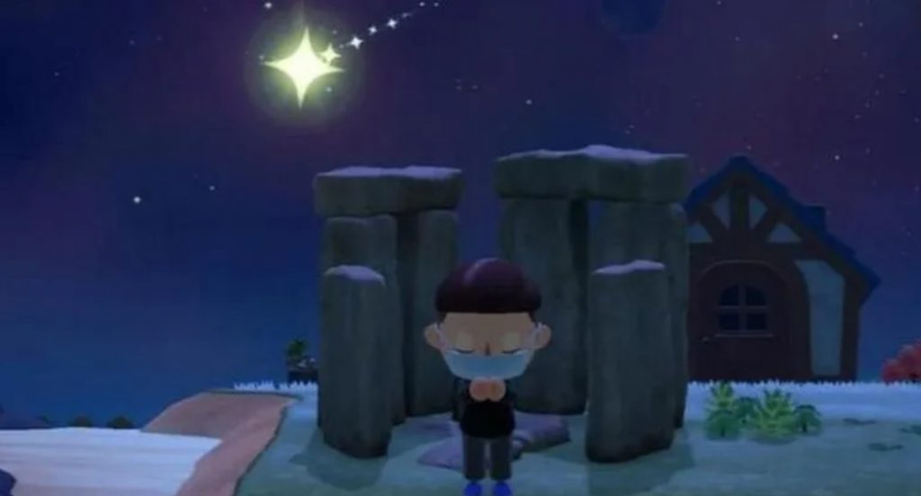 How to Wish on a Star in Animal Crossing