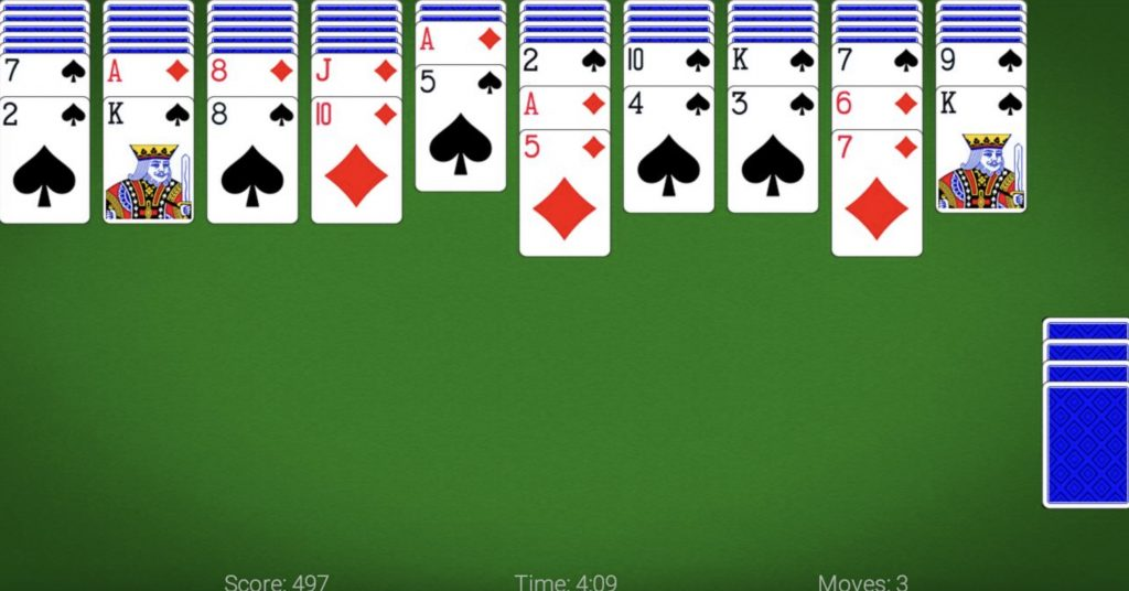 Classic Spider Solitaire Free Download