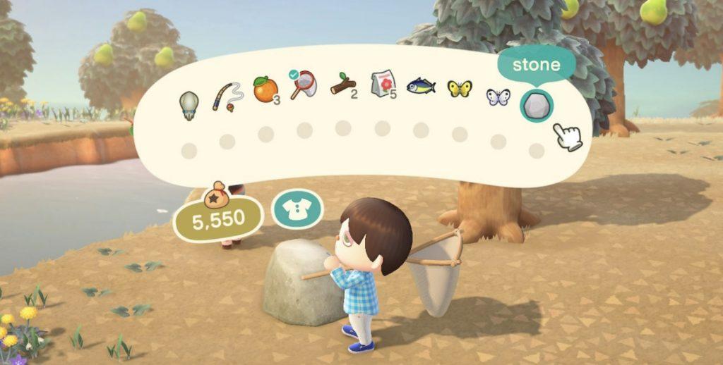 How to Break Rocks in Animal Crossing