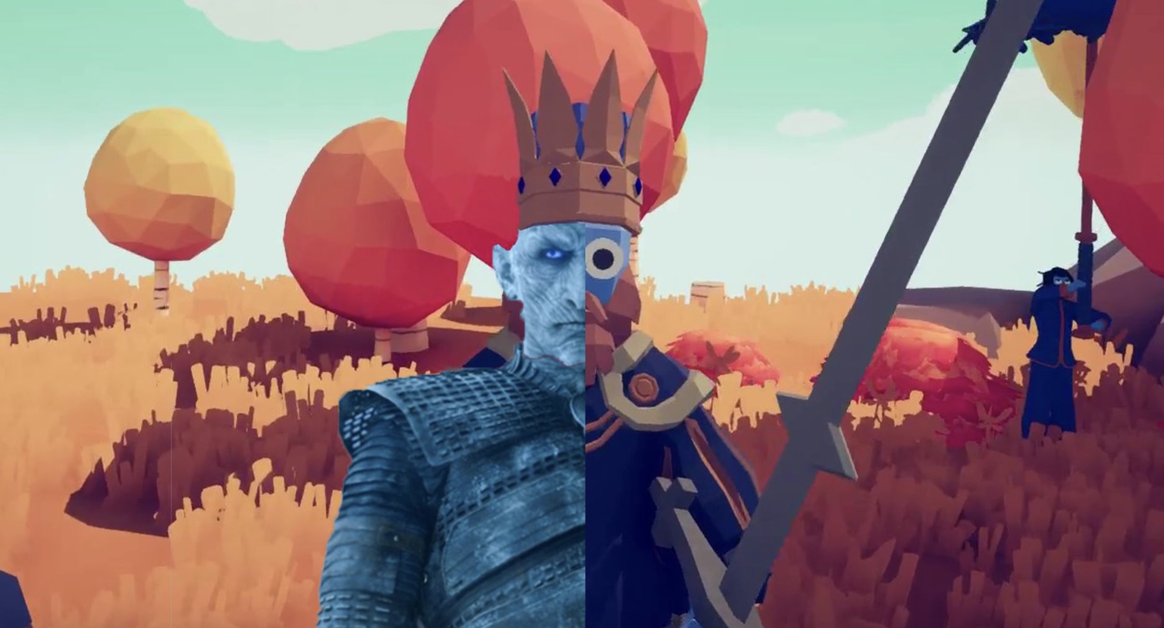 Totally Accurate Battle Simulator PS4