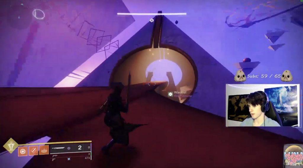 Destiny 2 Prophecy Dungeon Secret Chest
