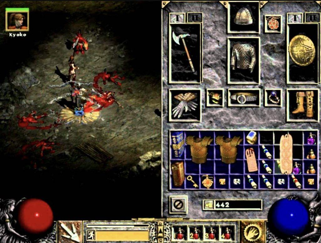 How To Get To Dark Wood in Diablo 2