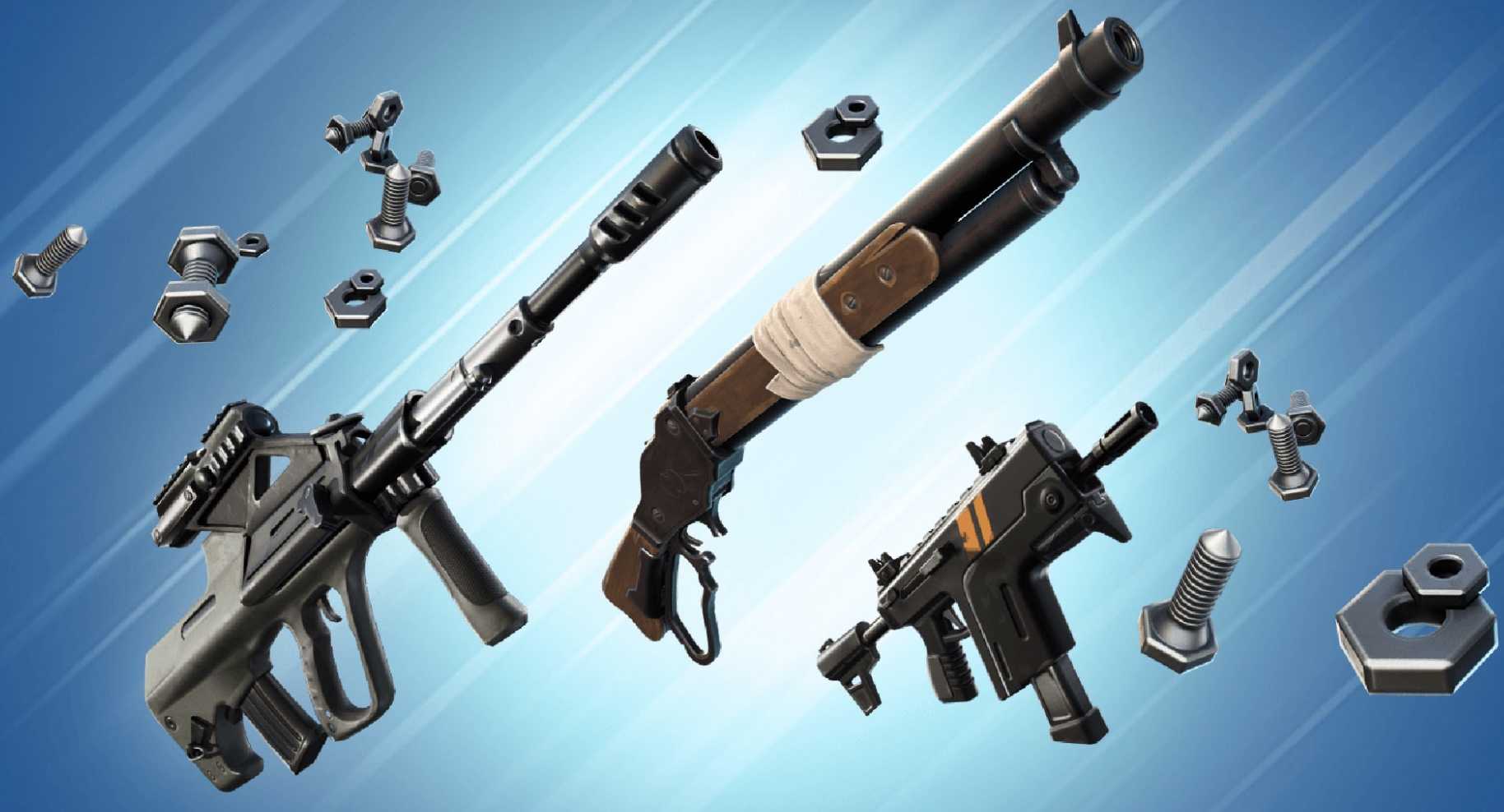 How To Craft A Weapon In Fortnite
