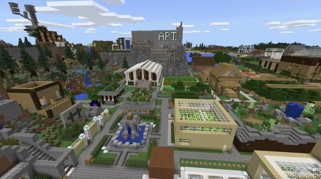 Minecraft Town Ideas List